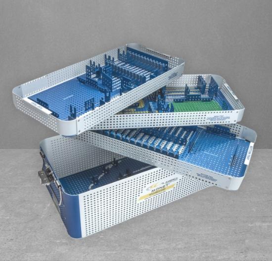 custom sterilization case system