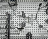 internal components of medical sterilization case