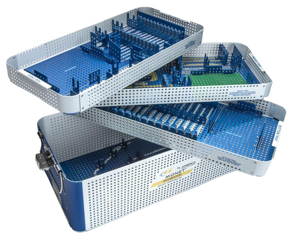 Uniquely designed equipment cases